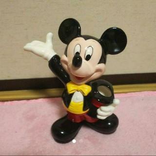 ディズニー(Disney)のミッキー置物( ᐢ˙꒳˙ᐢ )♡(置物)