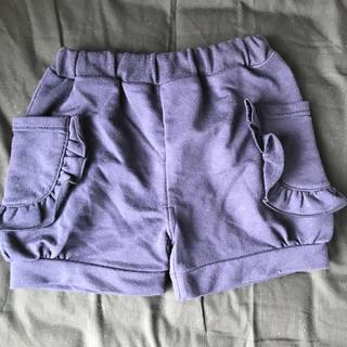 ニシマツヤ(西松屋)の子供服 女の子 ショートパンツ 95cm(パンツ/スパッツ)