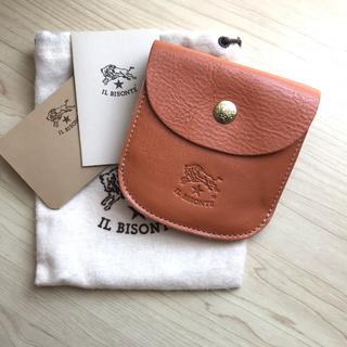 IL BISONTE - 新品 未使用品 イルビゾンテ  二つ折り 財布