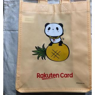 ラクテン(Rakuten)の楽天 お買いものパンダ ハワイ限定エコバッグ(エコバッグ)