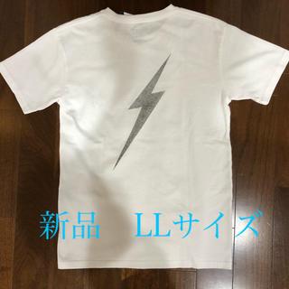 ライトニングボルト(Lightning Bolt)のLIGHTNING BOLT イナズマ Tシャツ バックプリント 新品タグ付き(Tシャツ/カットソー(半袖/袖なし))