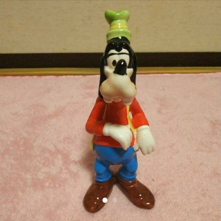 ディズニー(Disney)のグーフィー置物( ᐢ˙꒳˙ᐢ )♡(置物)