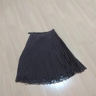 スカート膝下(ロングスカート)