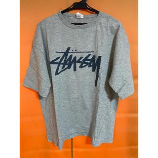 ステューシー(STUSSY)のステューシー stussy champion コラボ Tシャツ ワンポイント(Tシャツ(半袖/袖なし))