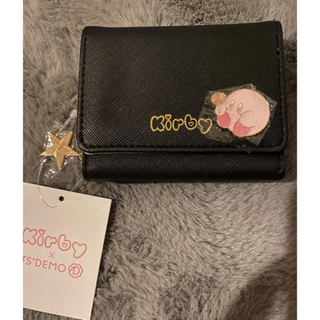 イッツデモ(ITS'DEMO)の星のカービィ ミニ財布 折りたたみ財布(財布)