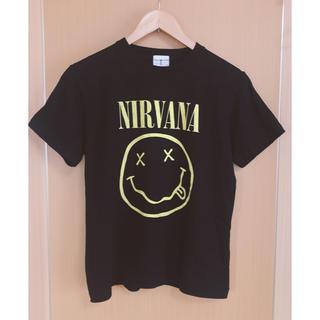 ♡Nirvana Tシャツ★美品‼️(Tシャツ/カットソー(半袖/袖なし))