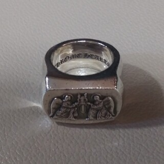 クロムハーツ(Chrome Hearts)のCHROME HEARTS BIG PJ ANGEL RING(リング(指輪))