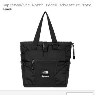 シュプリーム(Supreme)のSupreme®/The North Face Adventure Tote 黒(トートバッグ)