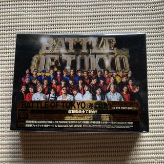 BATTLE OF TOKYO (初回生産限定盤/DVD付)(ミュージック)