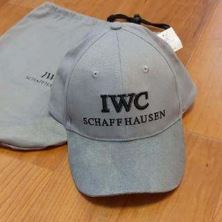 インターナショナルウォッチカンパニー(IWC)の【値下げ】未使用 IWCインターナショナルウォッチカンパニー  キャップ 非売品(キャップ)