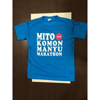MIZUNO - マラソン大会Tシャツ(2018年水戸漫遊マラソン)