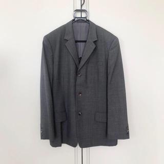 ヨウジヤマモト(Yohji Yamamoto)のY's for men 3ボタンジャケット ワイドパンツ セットアップ(セットアップ)