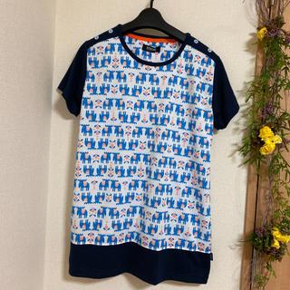 ナルエー(narue)の【新品・未使用】MOZ半袖・7分丈パジャマ(パジャマ)