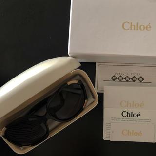 Chloe - Chloe クロエ レディースモデル サングラス ブラック