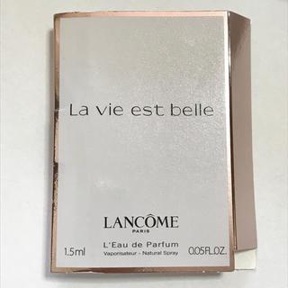 ランコム(LANCOME)のランコム 香水 サンプル ラヴィエベル 1.5ml オードパルファム(香水(女性用))
