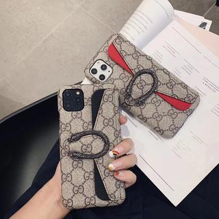 グッチ(Gucci)のGUCCI グッチ iPhoneケース B87(iPhoneケース)