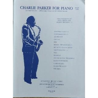 楽譜 Charlie Parker for Piano  Book one(その他)