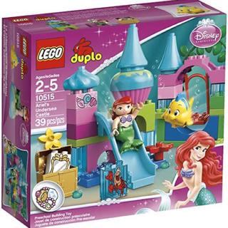 Lego - LEGO デュプロ プリンセス アリエルの海のお城 10515  レゴ