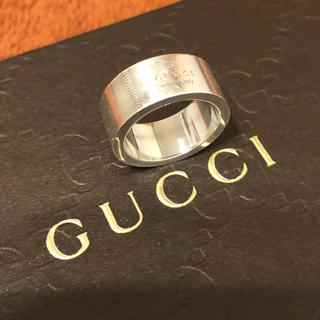 Gucci - GUCCI リング 指輪 9号 正規品