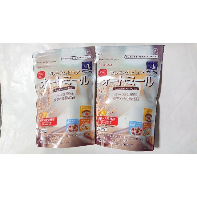 日本食品 プレミアム ピュア オートミール300g ×2袋 食品/飲料/酒の食品(米/穀物)の商品写真