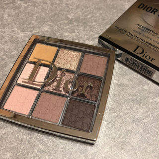 Dior - Dior Backstage eye palette 002 cool