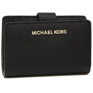 マイケルコース(Michael Kors)のマイケルコース 二つ折り 財布(財布)