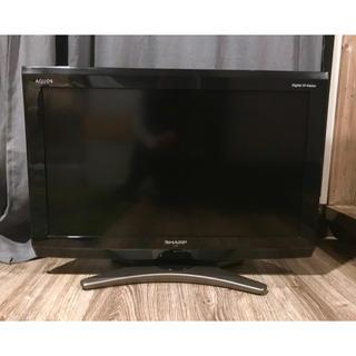 アクオス(AQUOS)のSHARP AQUOS 液晶テレビ 26V型 LC26E7(テレビ)