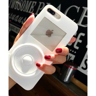 ユナイテッドアローズ(UNITED ARROWS)のnananana  風デザイン デザインiPhoneケース White(iPhoneケース)