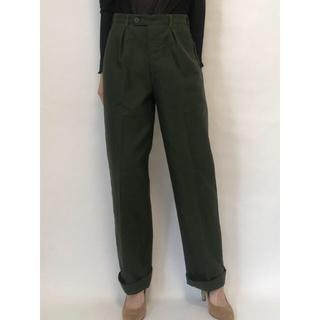 Shinzone - ① デッドストック スウェーデン軍 パンツ C46 フミカウチダ オーラリー