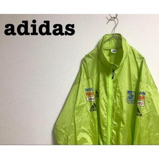 アディダス(adidas)の古着 adidas 横浜マリノス オーバーサイズ ビッグブルゾン ユニセックス(ブルゾン)
