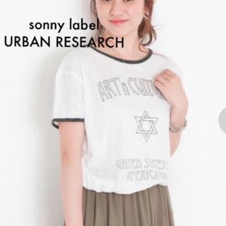サニーレーベル(Sonny Label)のsonnylabel アーバンリサーチ Tシャツ トップス ロゴ(Tシャツ(半袖/袖なし))