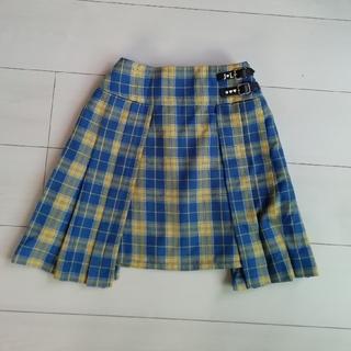 JENNI - JENNI 150cm チェック柄スカート