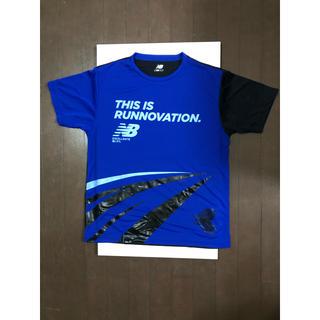 ニューバランス(New Balance)のマラソン大会Tシャツ(2014年湘南国際マラソン)(Tシャツ/カットソー(半袖/袖なし))