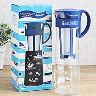 カルディ(KALDI)のKALDI  水出し 珈琲ポット  1000ml(コーヒー)