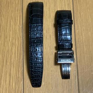 セイコー(SEIKO)のセイコー  アストロン  替バンド 革 R7X05AC(レザーベルト)