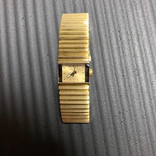 ディーゼル(DIESEL)のdiesel 時計 ゴールド 金 ディーゼル(腕時計)
