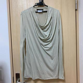 ユリウス(JULIUS)のユリウス JULIUS ドレープカットソー(Tシャツ/カットソー(七分/長袖))