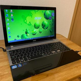 エイサー(Acer)のacerノートパソコン ブルーレイ Core i5(ノートPC)