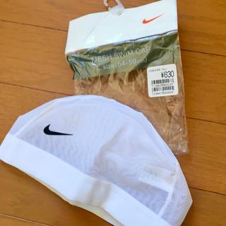 ナイキ(NIKE)の水泳帽子(マリン/スイミング)