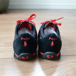 POLO RALPH LAUREN - [未使用] ラルフローレン スニーカー 14.5~15.0