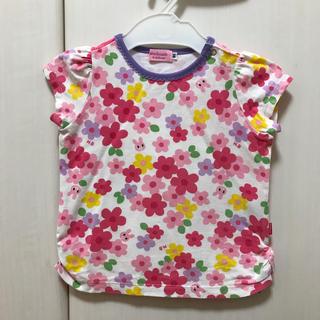 ホットビスケッツ(HOT BISCUITS)のミキハウス ホットビスケッツ  Tシャツ 80(Tシャツ)