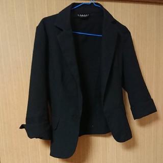 ギャルフィット(GAL FIT)の黒 ジャケット(スーツ)