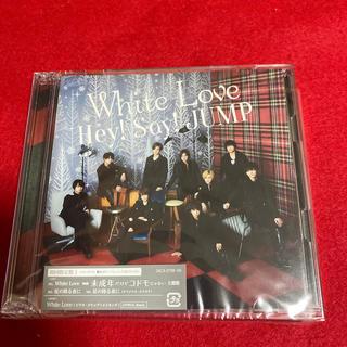 ヘイセイジャンプ(Hey! Say! JUMP)のWhite Love 初回限定1(ポップス/ロック(邦楽))