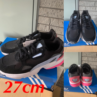 アディダス(adidas)の【定価¥10,989→】アディダス ファルコン メンズ スニーカー(スニーカー)