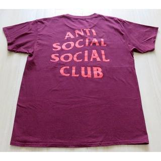 ANTI - 【Lサイズ・アンチ】 ロゴ tシャツ