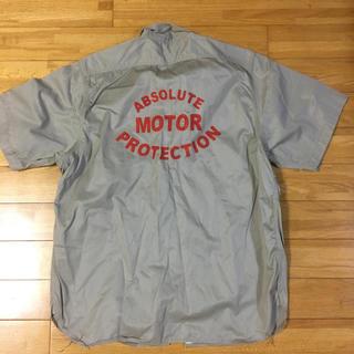 ザリアルマッコイズ(THE REAL McCOY'S)のjoe McCoy ワークシャツ リアルマッコイズ (シャツ)