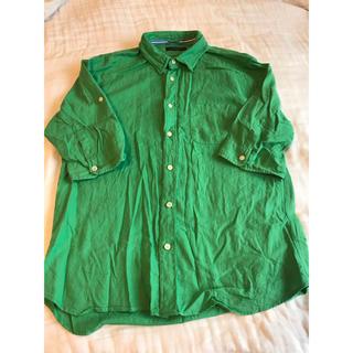 RAGEBLUE - シャツ メンズ 5分袖