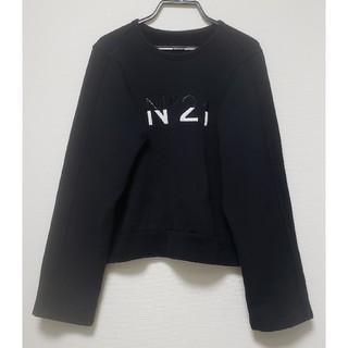 ヌメロヴェントゥーノ(N°21)のN°21トップス Mサイズ(トレーナー/スウェット)