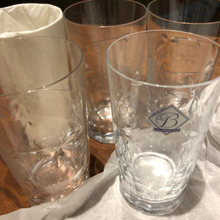 ボヘミア クリスタル(BOHEMIA Cristal)のラスカボヘミア グラス(グラス/カップ)