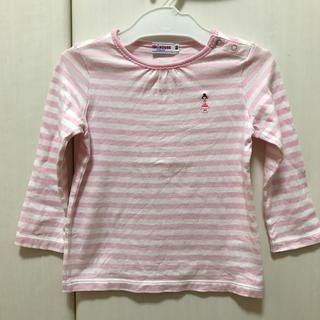 ミキハウス(mikihouse)のミキハウス リーナちゃん 長袖Tシャツ 90(Tシャツ/カットソー)
